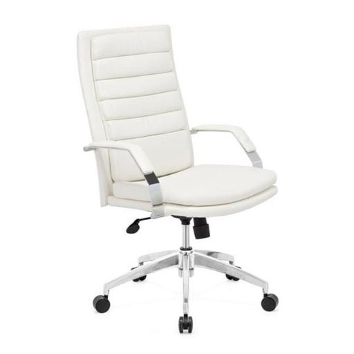 Director Comfort Director Comfort Office Chair White