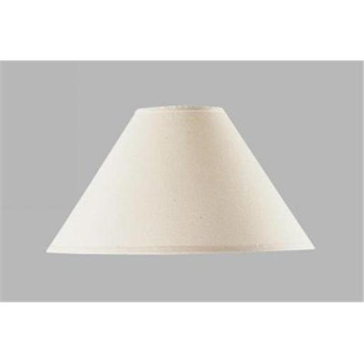 Cal LightingSH-1002-OW Hardback Linen Lamp Shade - Off White