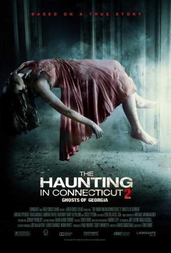 The Haunting in Connecticut 2 Ghosts of Georgia Movie Poster (11 x 17) XLUXH2SIEVXWZLRP