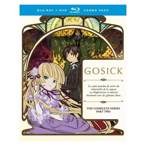 Gosick-complete series-part two (blu-ray/dvd combo/4 disc) 1299207