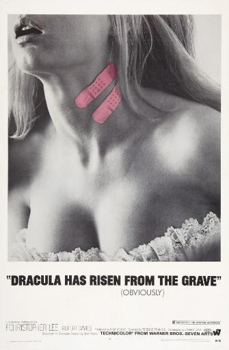 Dracula Has Risen From The Grave Us Poster Art 1968. Movie Poster Masterprint 2UQEFEIMYRZHILEA