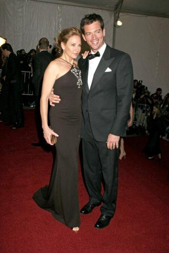 Jill Goodacre, Harry Connick Jr. At Arrivals For Metropolitan Museum Of Art Costume Institute Gala - Poiret King Of Fashion, The Metropolitan.