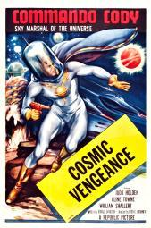 Commando Cody: Sky Marshal Of The Universe 1953. Movie Poster Masterprint EVCMMDCOCOEC005HLARGE