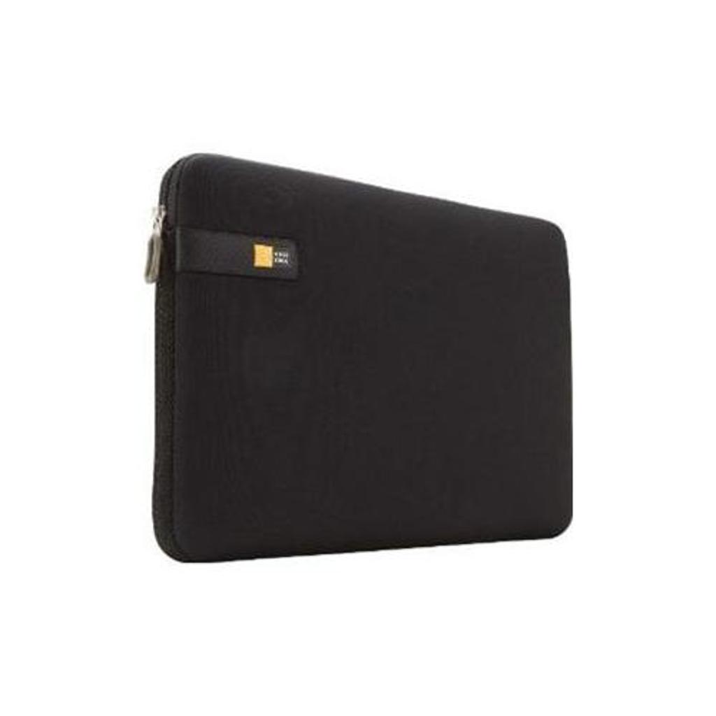 Case Logic Laps-117-Black 17 Laptop Sleeve Black