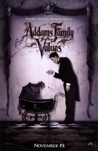 Addams Family Values Movie Poster (11 x 17)