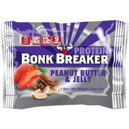 Bonk Breaker 2030 Bonk Breaker Peanut Butter And Jelly Protein Bar