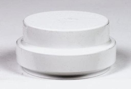 Plastic Trends G1604 PVC Gasketed SDR Cap 4 in.