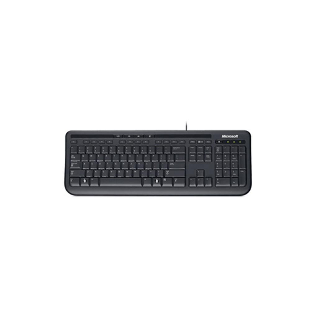Beautiful Microsoft Wired Keyboard 600 Image Collection - Electrical ...