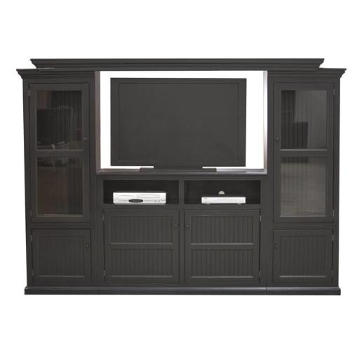 Eagle Furniture 72600PLSS Coastal Entertainment Wall Unit, Summer Sage
