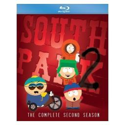 South park-complete second season (blu ray) (2discs) BR59193166