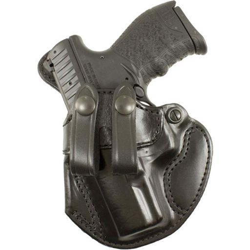 Desantis 028bby8z0 desantis cozy partner holster iwb lh leather glock 42 black