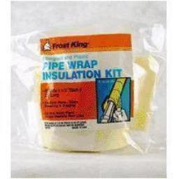 """Frost King Sp46 Pipe Wrap Insulation Kit, 6"""" X 25'"""