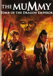 Mummy-tomb of the dragon emperor (dvd/ff/eng sdh/span/fren-nla D61104870D