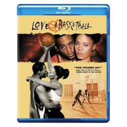 LOVE & BASKETBALL (BLU-RAY) 883929442331