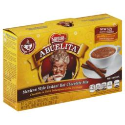 ABUELITA MIX INST HOT CHOC 8-1Z-8 OZ -Pack of 12
