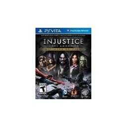 Injustice:gods among us ultimate edition WAR 32326