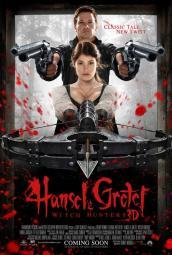 Hansel & Gretel Witch Hunters Movie Poster (11 x 17) MOVGB30805