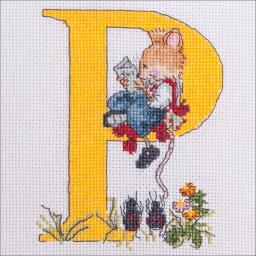 "Seraphina Counted Cross Stitch Kit 5""x4""-p"
