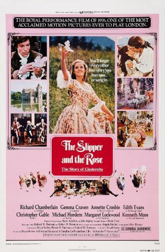 The Slipper And The Rose: The Story Of Cinderella Us Poster Art Richard Chamberlain Gemma Craven 1976 Movie Poster Masterprint TLPNWXEWFBHNH9VF