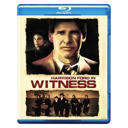 Witness (blu ray) (ws/2017 re-release) BR59191068