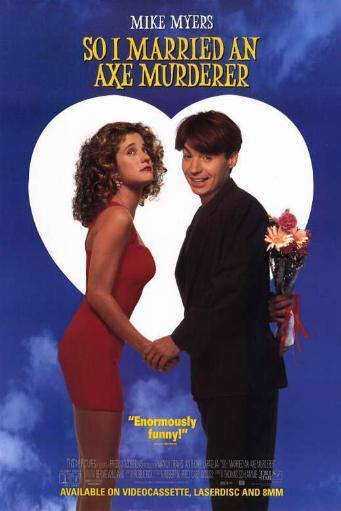So I Married an Axe Murderer Movie Poster (11 x 17) 698662