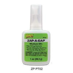 Zapagap/ House Of Balsa Pt02 Zap-A-Gap 1Oz