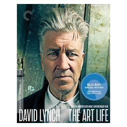 David lynch-art life (blu ray) BRCC2809