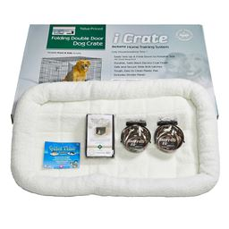 Midwest iCrate Dog Crate Kit - Extra Large